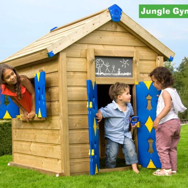 Drevený domček Jungle Playhouse